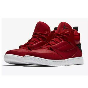 Nike Air Jordan 23 Fadeaway Shoes Gym Red A01331-600 Size 5.5Y